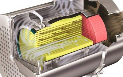 Benzines részecskeszűrő